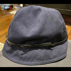 Gorgeous Blue Coach Hat !